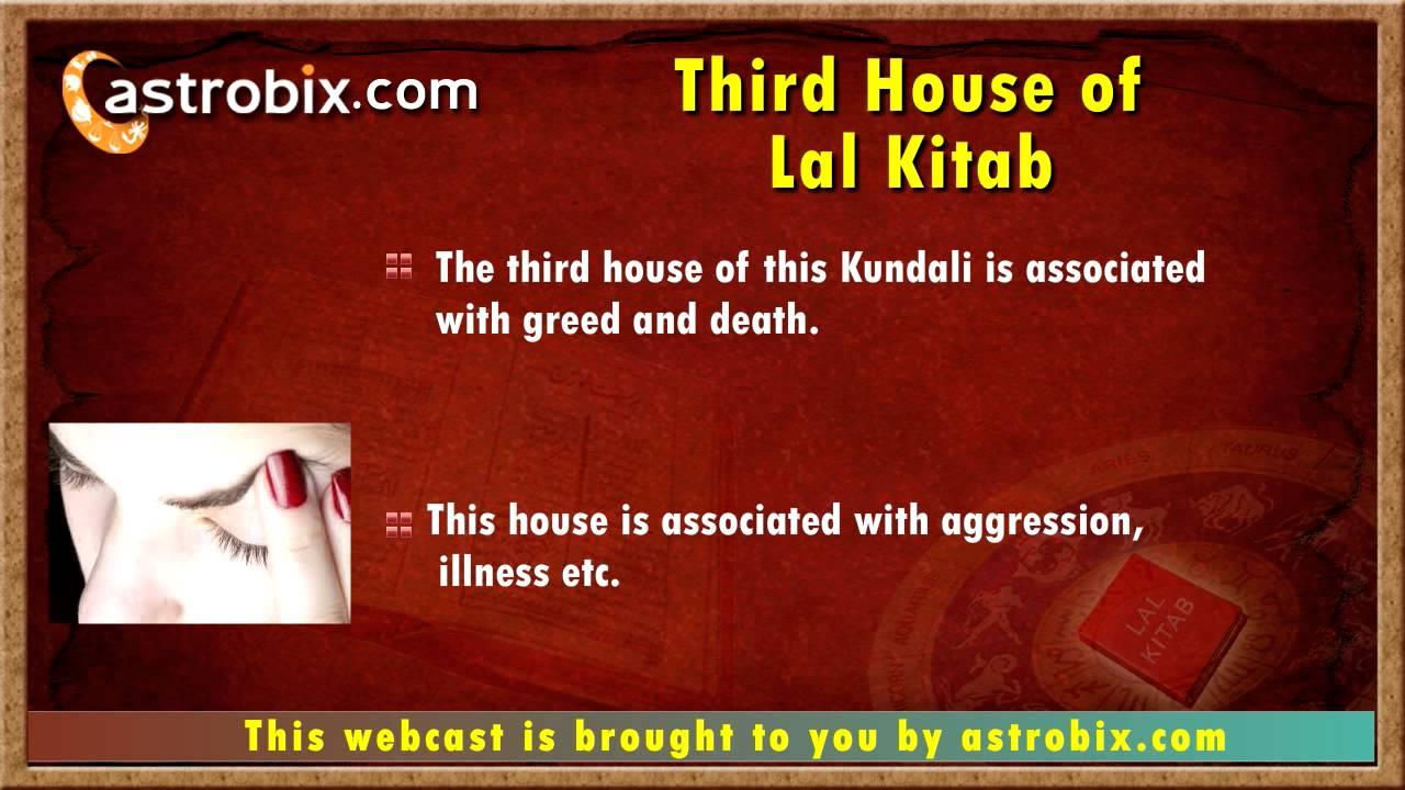 The Sixth House of Lal Kitab