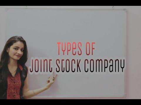 joint stock company I types of joint stock company I class 11th I business study