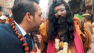 He Almost Thugged me in Banaras !! Beware