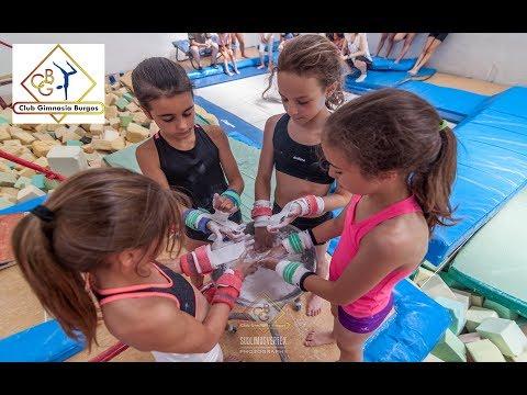Club Gimnasia Burgos 2018 - Gimnasia Artística Femenina