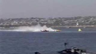 Unlimited Thunderboat Crash Video