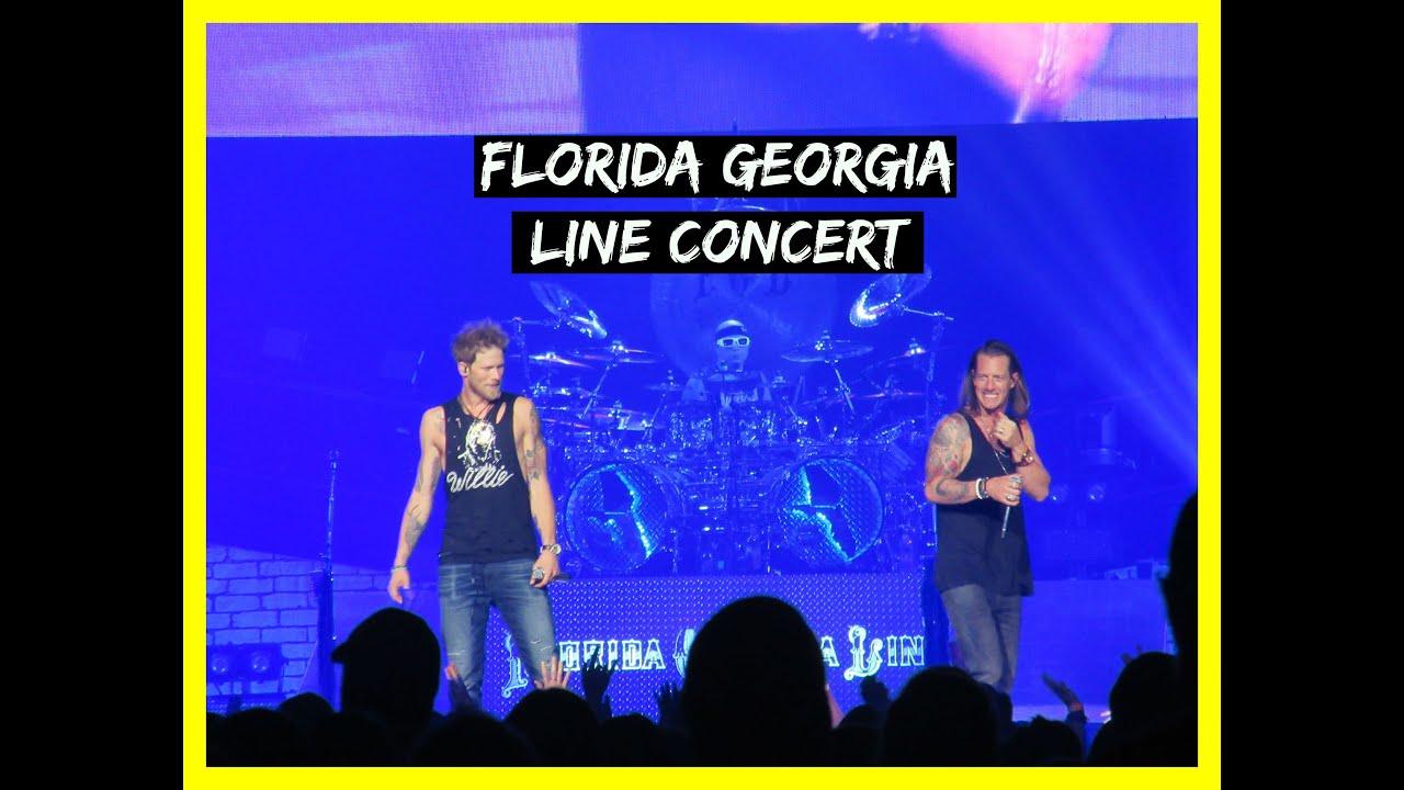 Florida georgia line concert dates
