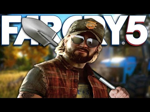 SHOVEL WARFARE - Far Cry 5 Funny Moments