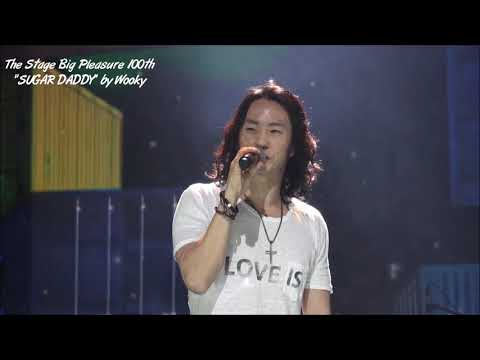 SBS funE 'The Stage Big Pleasure 100th Stage' 중 - Sugar Daddy by 마이클 리