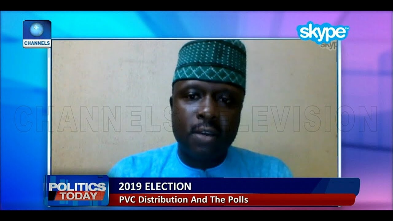 INEC Set To Distribute Over Four Million PVCs Nationwide Pt.2 |Politics Today|