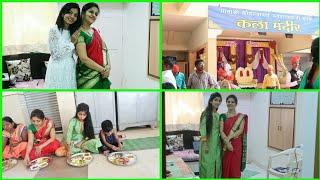 Indian Village Marriage2018||village marriage Lunch routine