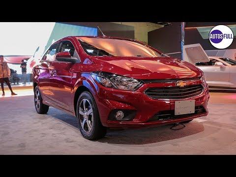 Nuevo Chevrolet Onix Sedán 2019