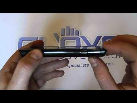 Samsung Omnia W Windows Phone 7.5 Unboxing