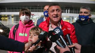 Demir Grup Sivasspor - Çaykur Rizespor maçının ardından - Çaykur Rizespor Kulübü Başkanı Hasan Kart