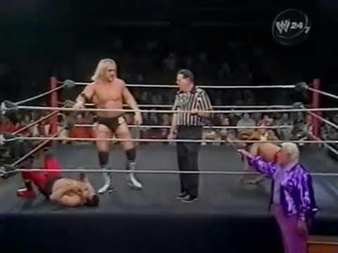 Hulk Hogan vs Steve King & George Rosello
