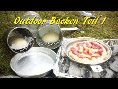 Outdoor Backen Teil 1