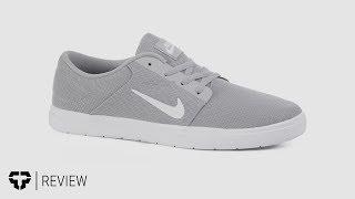new concept ec44c 12a41 Nike SB Portmore Ultralight Shoe Review - Tactics.com