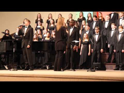 """Betelehemu"" performed by Buckhorn High School Concert Choir"