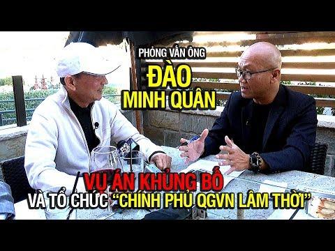 Ông Đào Minh Quân, tổ chức