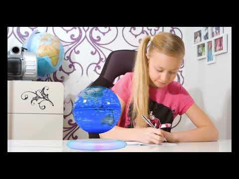 Magnetic levitating globe,Magnetic Floating Display .