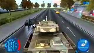 Download Driver: Parallel Lines  Gameplay Tank In Ny Pc Game Insane.........    I Play With Logitech