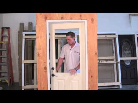 Fiberglass Doors in Dallas