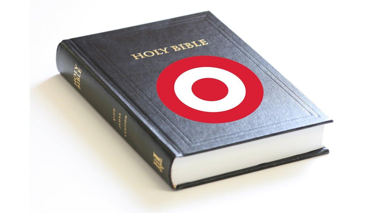 target stop selling bible