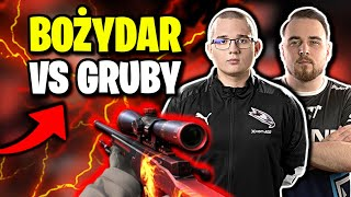 TEAM BOŻYDAR VS TEAM GRUBY!!! POLACY Z MOUSESPORTS NXT LIDERAMI TABELI - SHOTY CSGO