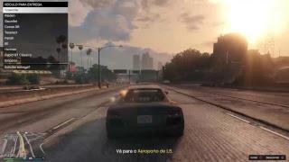 GTA 5 ONLINE  - BORA JOGAR !  PS4 ao vivo