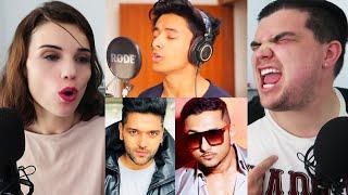 1 GUY 40 VOICES Reaction - Honey Singh, Jubin Nautiyal, Sonu Nigam, Guru Randhawa and MORE