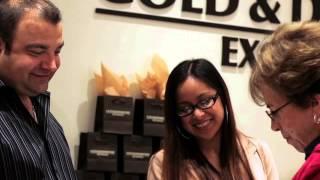 Gold and Diamond Exchange, gold, diamonds, El Cajon, California