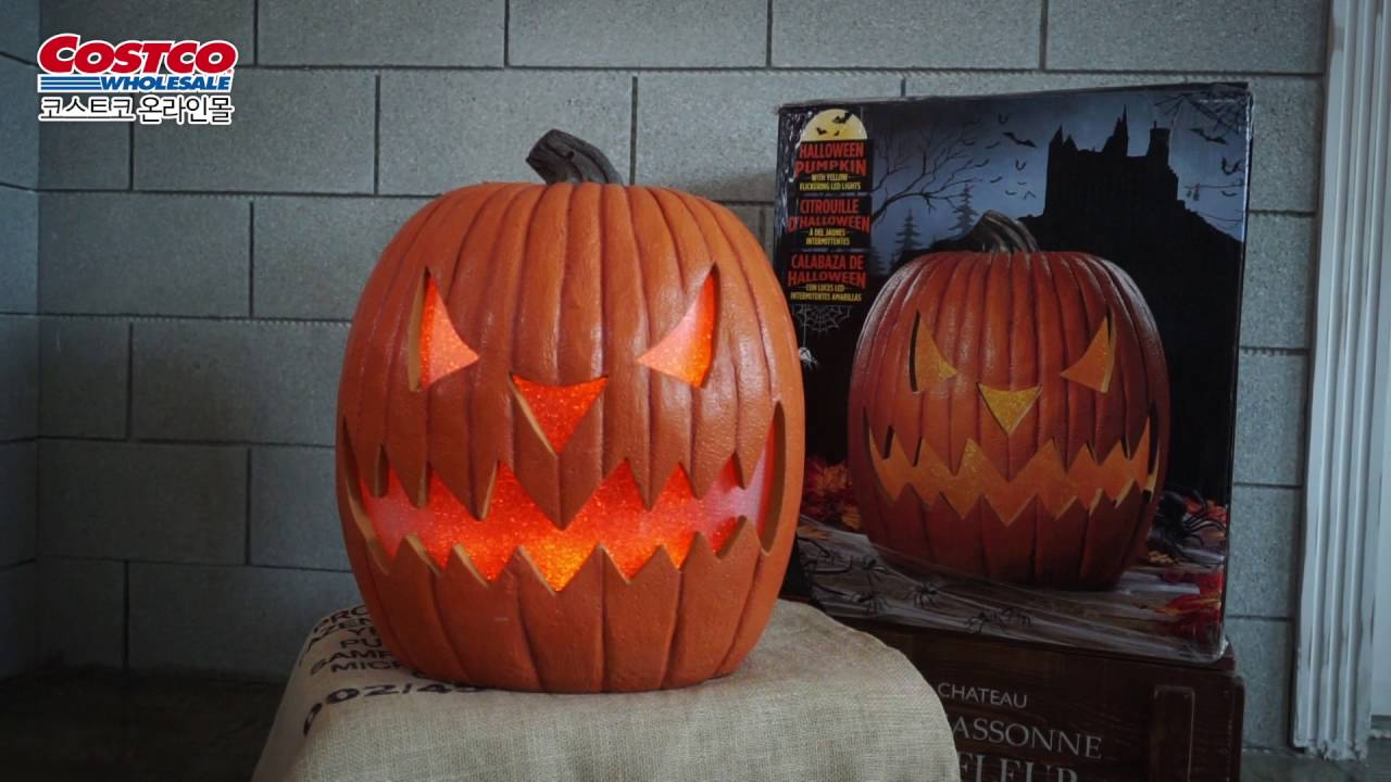 Halloween Pumpkin Lights Led