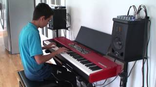 Alesso - Years ft. Matthew Koma - Piano Cover (HD)
