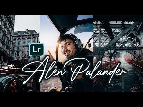 @Alen Palander LIGHTROOM