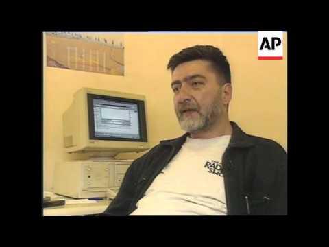 MONTENEGRO: KOSOVO CRISIS: WARNING TO LOCAL MEDIA
