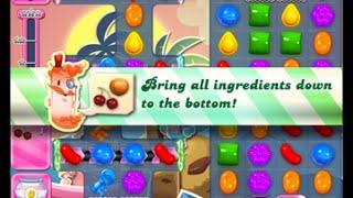 Candy Crush Saga Level 1541 walkthrough (no boosters)