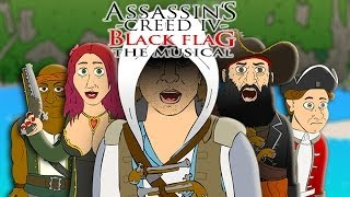 Repeat youtube video ♪ ASSASSIN'S CREED 4 THE MUSICAL - ACIV Black Flag Parody