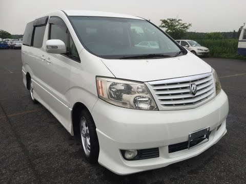 2005 Toyota Alphard AS Edition With Massive Features For Sale @ Edward Lee's