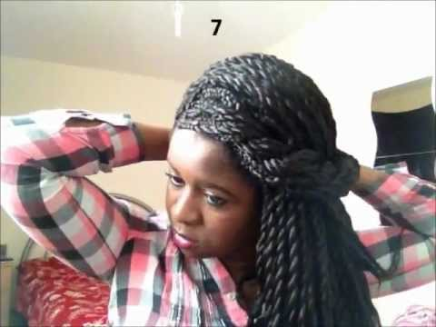 senegalese twists long hair styles 10 hairstyles to rock with senegalese twists 1706 | hqdefault