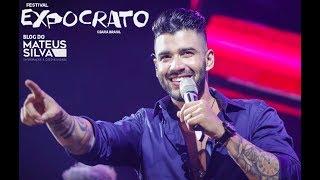 CARIRI - Gusttavo Lima confirma gravação de DVD dia 20 de julho na Expocrato 2019