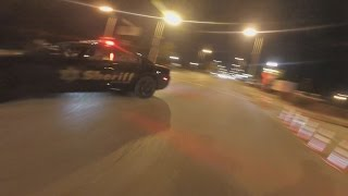 Cops VS Motorcycle CHASE Escapes Police ROADBLOCK Checkpoint RUNNING From Police Riding WHEELIE 2016