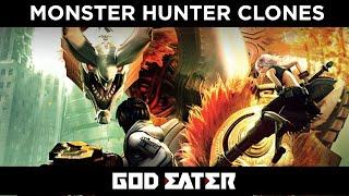 Monster Hunter Clones - Gods Eater Burst Review