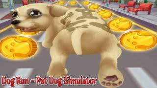 🐶Dog Run   Pet Dog Simulator-Бег Собаки-By Green Tea Games-Android