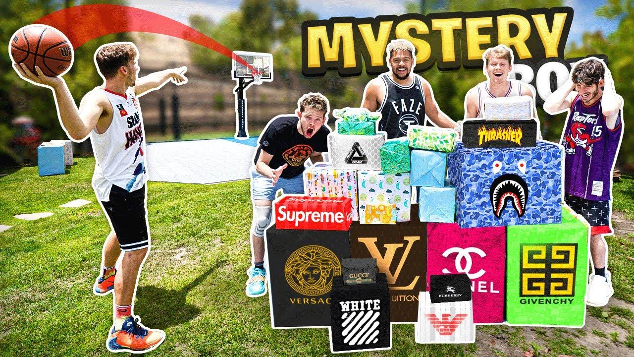 Make The Shot WIN Mystery Box 🎁 - 1v1 Basketball Challenge
