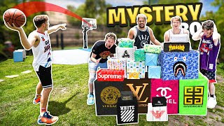 Make The Shot WIN Mystery Box 🎁 - 1v1 Basketball Challenge