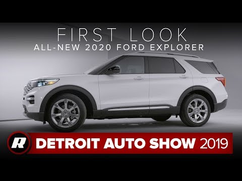 Robin Rock - New 2020 Ford Explorer will be Built in Chicago!