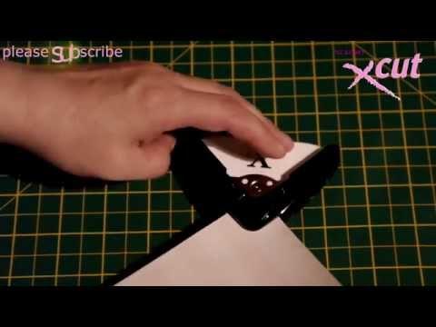 Docrafts 5 mm Corner Punch /&10 mm Corner Punch-Black