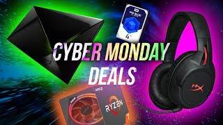 Cyber Monday 2018 Tech Deals - PC Hardware Sales & More!