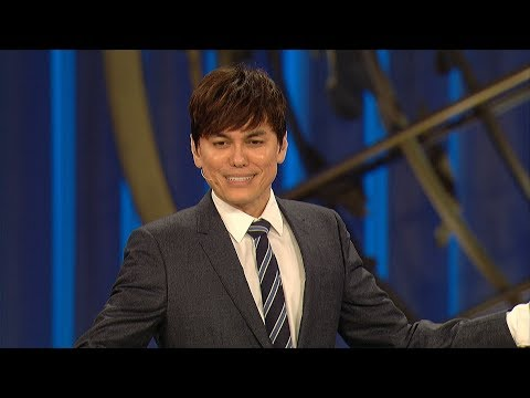 Joseph Prince - Give Jesus Your Cares And Live Stress-Free (Live @ Lakewood Church) - 03 Jun 18