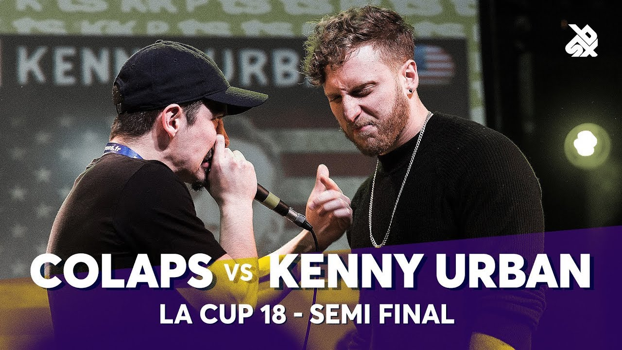 COLAPS vs KENNY URBAN | La Cup WORLDWIDE 2018 | Semi Final