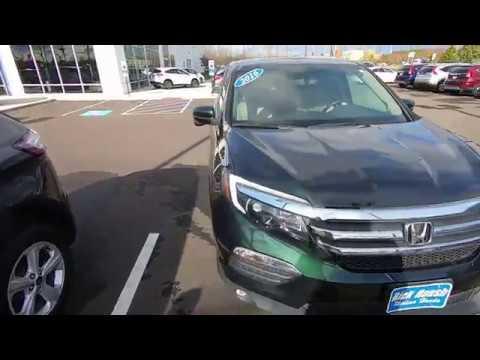 2016 Honda Pilot EX-L w/RES AWD - Used SUV For Sale - Medina, Ohio