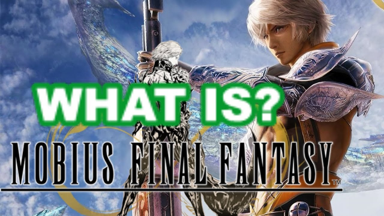 Mobius Final Fantasy - The Full Story of Act 1 in 6 Minutes - YouTube