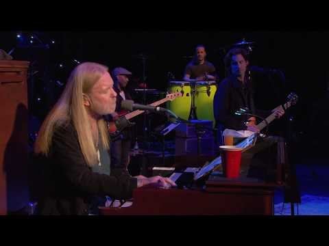 "Gregg Allman LIVE - ""I'm No Angel"" 