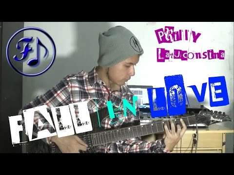 Prilly Latuconsina - Fall In Love Cover (Funjam Guitar Cover)