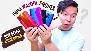 Best Smartphones You Can Buy After LockDown📱⚡️Ft. Samsung, OPPO, Vivo, Realme, Xiaomi , Poco & More